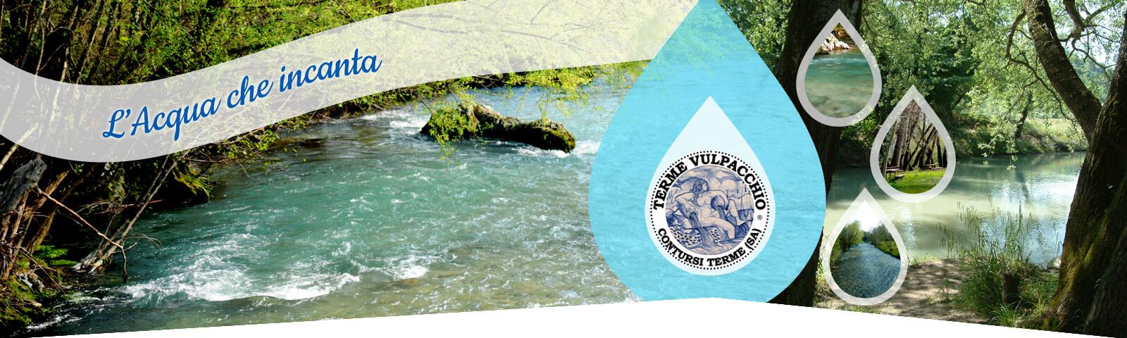 Terme vulpacchio il parco termale fluviale - Contursi terme piscine ...