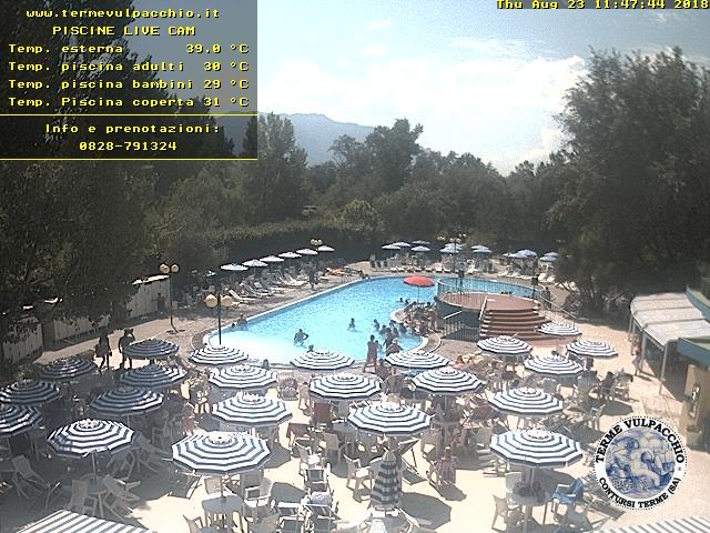 Terme Vulpacchio - Camera Live Image
